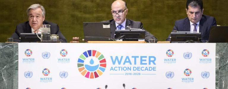 Década Internacional para a Ação: Água para o Desenvolvimento Sustentável
