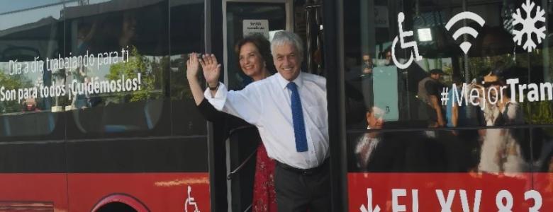 Chile lança maior frota de ônibus 100% elétricos da América Latina