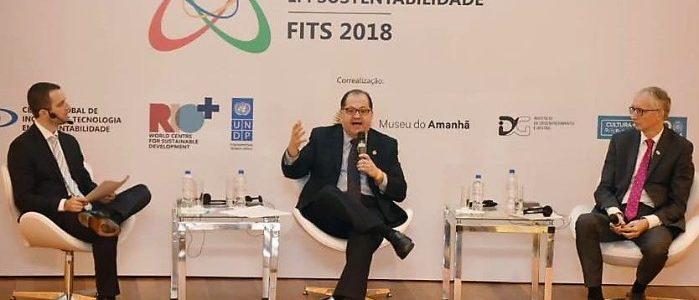Evento no Rio destaca importância da inovação para desenvolvimento sustentável e inclusivo
