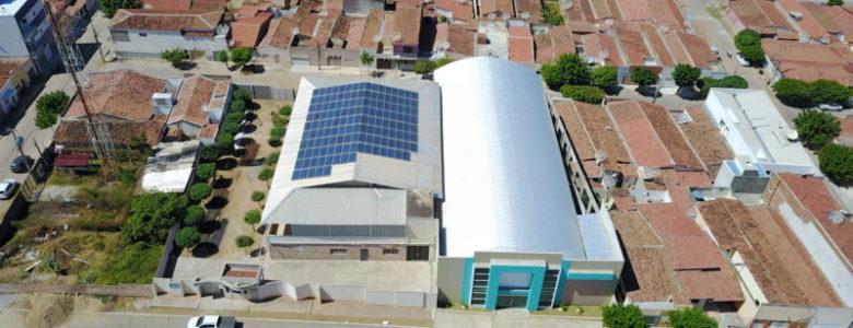 O sol que castiga o sertão é realidade como fonte de energia na Paraíba