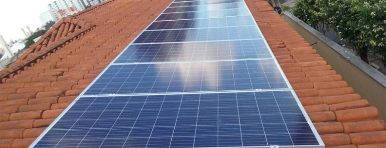 telhados solares